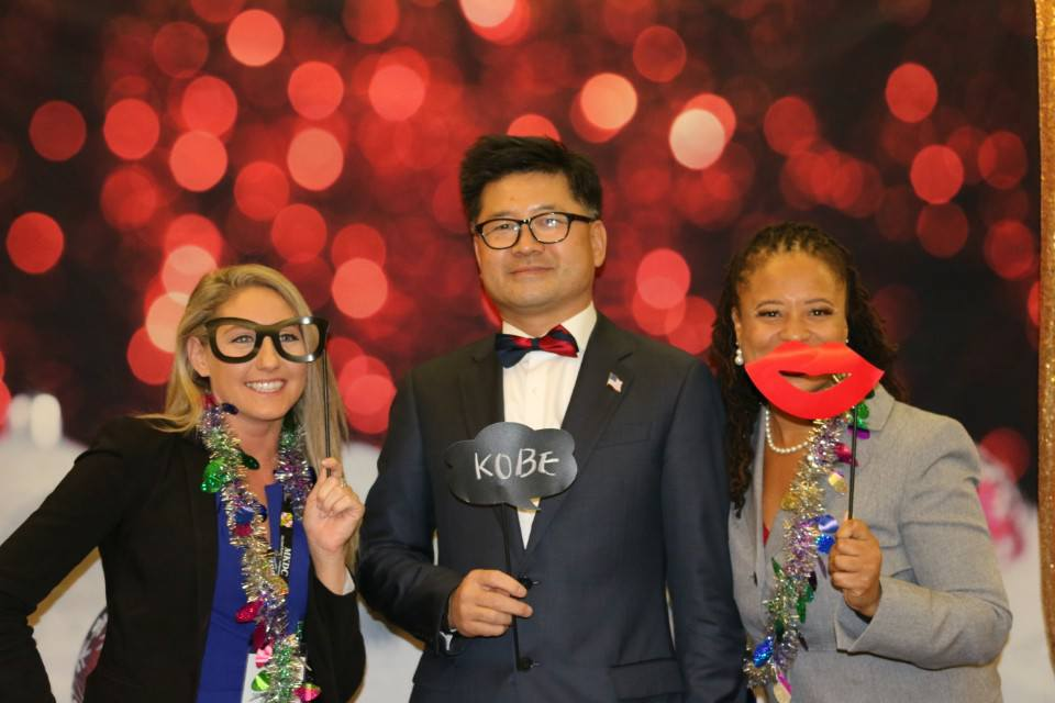 KoBE-USIDC 2020 1st Quarterly Seminar and Networking Dinner Dec 2017 3