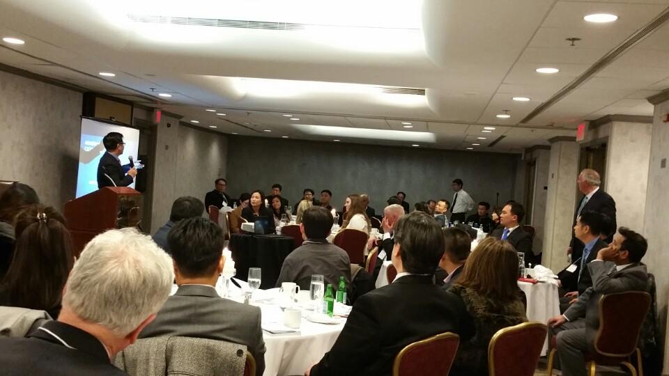 KoBE-USIDC 2020 1st Quarterly Seminar and Networking Dinner 1/30/2018 9